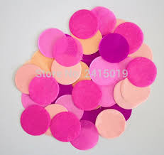hot pink tissue paper 15g 1 inch 25mm it s a girl pink mint pink hot pink tissue