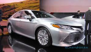toyota an this is the new 2018 toyota camry you u0027ll buy thousands of them