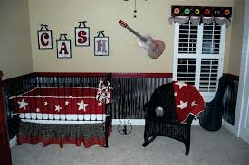 Rock N Roll Crib Bedding Rock And Roll Baby Room Decor Decor Accents
