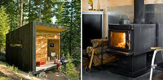 roundup 12 cozy scandinavian modern cabins curbly