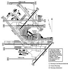 Chicago Ord Airport Map by Ord Chicago O U0027hare International Airport Air Travel