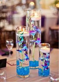 Tiffany Blue Wedding Centerpiece Ideas by Wedding Submerged Flower Centerpieces Ideas Cheer To Your Dinner