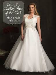 plus size wedding gowns plus size wedding dress of the week the pretty pear plus