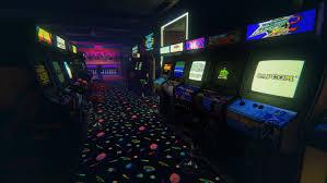 newretroarcade gameplay u2013 a classic 80 u0027s arcade for the oculus