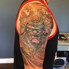 45 unique samurai tattoos that will make you feel like a badass
