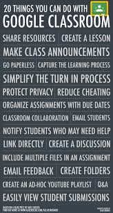 20 things you can do with google classroom teacher tech