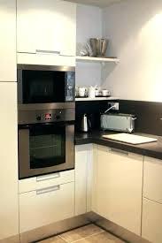 meuble cuisine micro onde meuble microonde finest petit meuble de cuisine pour micro onde