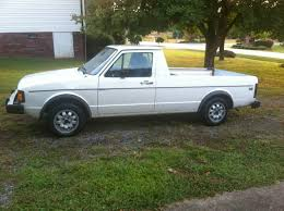 vw truck 1981 volkswagen rabbit truck buy classic volks