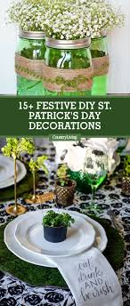 day table decorations 15 diy st s day decorations easy party decorating ideas