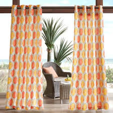 buy outdoor curtains panels from bed bath u0026 beyond