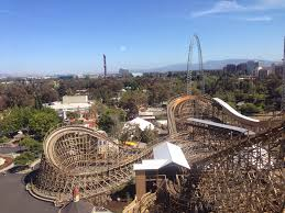 file roller coasters at great america jpg wikimedia commons