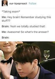 Exam Memes - exam memes k pop amino
