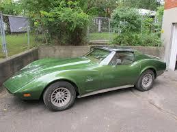 73 corvette stingray for sale 1973 corvette stingray great restoration project