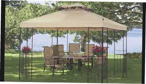 Bbq Gazebo Walmart by Patio Gazebo Walmart Patio Outdoor Decoration