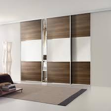 Wall To Wall Closet Doors Wall Closet With Sliding Wardrobe Doors Also 3 Sliding Closet