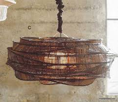 Roost Home Decor Bamboo Cloud Chandeliers