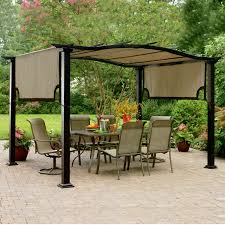 outdoor pop up canopy costco patio tents sears pergola