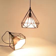 Iron Pendant Light Aliexpress Com Buy Birdcage Pendant Lamp Retro Iron Hanging