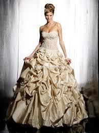 golden wedding dresses gold wedding dresses overlay wedding dresses and wedding gowns