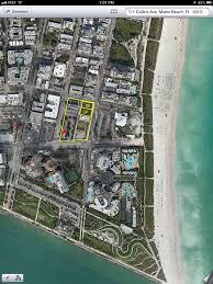 Miami Beach Map One Ocean South Beach Miami Condos Miami Beach Lifestyle