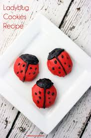 ladybug cookies ladybug cookies