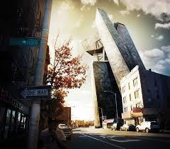 photoshop tutorial composite a 3d building into a photo digital tools