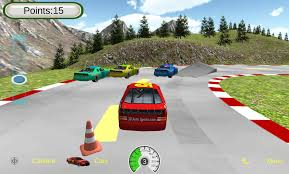 kid play car kids car racers android apps on google play