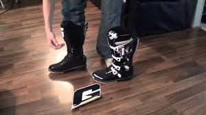 most comfortable motocross boots gaerne sg 10 motocross boot unboxing and first impression youtube