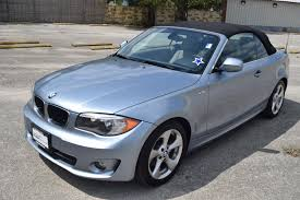 1 Series Convertible Used 2013 Bmw 1 Series For Sale New Braunfels Tx