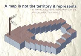 the map is not the territory how about the version of the map is not the territory