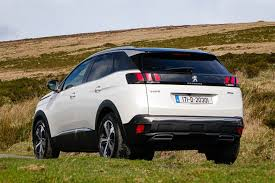 crossover cars 2017 five best mid sized suvs and crossovers in ireland a feature by