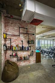 inside the colourful fun and kitschy office of thoughtworks pune