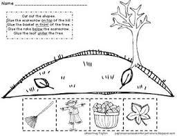 kindergarten positional words worksheets worksheets