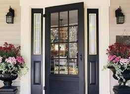 feng shui of white and gray colors front doors white front door