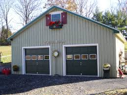 Garage With Loft Garage Project One 24 X 24 Garage With Loft Pocono Modular