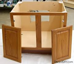 Inexpensive Bathroom Vanities by Cheap Bathroom Makeover How To Prep Your Outdated Vanity Like A