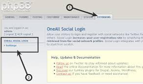 Social Tables Login Phpbb 3 1 3 2 Social Login Docs Oneall Com