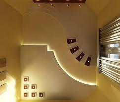 decor platre pour cuisine décoration moderne de faux plafonds en plâtre