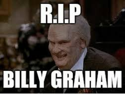 Billy Meme - billy graham meme on sizzle