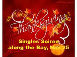 thanksgiving singles soiree by san francisco bay
