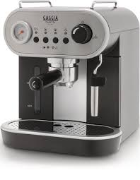 gaggia ri8525 08 carezza manual coffee machine amazon co uk