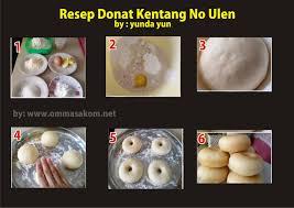 cara membuat donat agar mengembang resep donat empuk dan mengembang tanpa di ulen by yunda yun