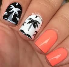 35 easy summer nail designs for short nails 2017 best nail arts
