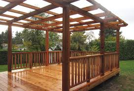 Deck Pergola Pictures by Outside Up Fresh Interactive Design