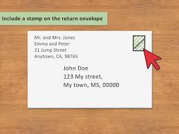 how to address wedding invitations to a family 3 ways to address an envelope to a family wikihow