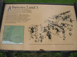 Battle Of New Orleans Map by Batteries 2 And 3 Chalmette Battlefield War Of 1812 Bat U2026 Flickr