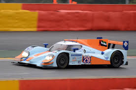 gulf racing photo lola b12 80 nissan team gulf racing