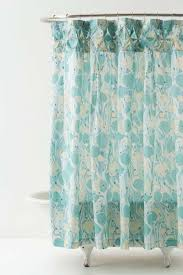Turquoise Shower Curtains Decorative Turquoise Shower Curtain The Homy Design