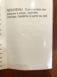 chambre des metiers du vaucluse chambre des metiers vaucluse gael pizza gaoul pizza vaucluse