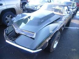 damaged corvettes for sale gto pontiacs for sale